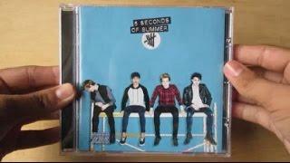 5 Seconds Of Summer - 5 Seconds Of Summer (Album Deluxe Edition) - Unboxing CD en Español