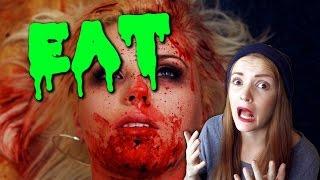 BEWARE GORE!!! Eat (2014) Review