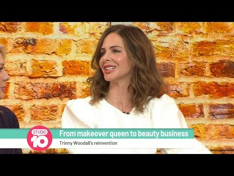 Trinny Woodall: From Makeover Queen To Beauty Businesswoman | Studio 10