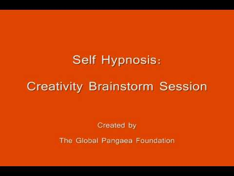 Self Hypnosis: Creativity Brainstorm Session – Listen With Headphones
