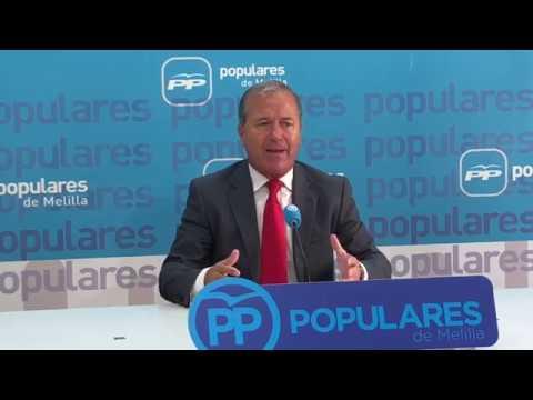 Los intereses de Aberchan y CpM van en contra de los intereses de los melillenses