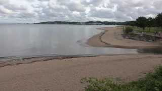 High Tide in Swansea Bay - Time-Lapse