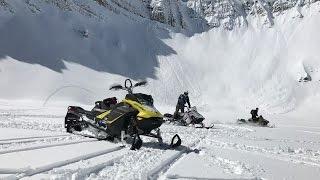 7. Corral Creek Lake Ride Ski-Doo 850