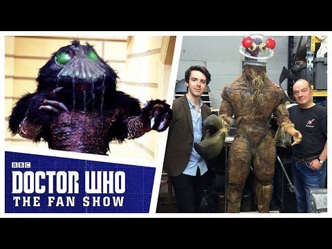 Doctor Who:The Fan Show - Restoring Classic Monsters