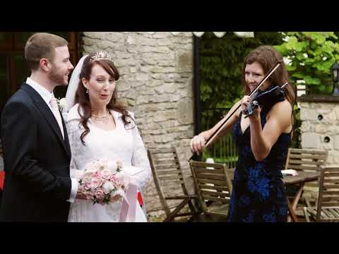 Violinist Liz - Wedding Video