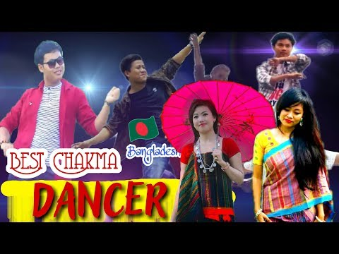 Best chakma dancer India Vs Bangladesh