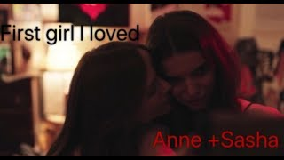 Nonton Sasha   Anne    Don   T Deserve You  First Girl I Loved  Film Subtitle Indonesia Streaming Movie Download