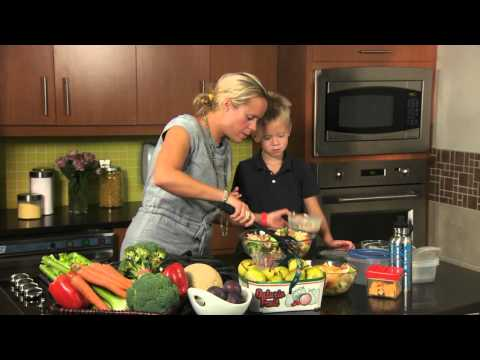 Lunch Pasta & Fruit Salad Recipes