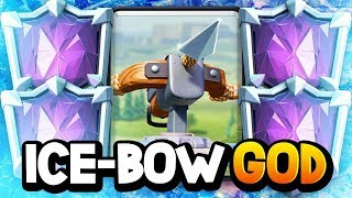 Video GODLIKE X-BOW GAMEPLAY at 6500+ TROPHIES | WOW! KARNAGE is OP! MP3, 3GP, MP4, WEBM, AVI, FLV Oktober 2018