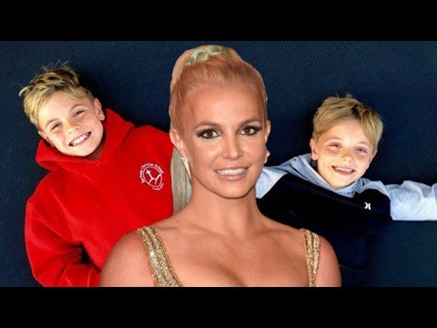 Britney Spears Pens Emotional Letter to Her Sons