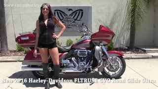 7. 2016 Harley Davidson CVO Road Glide Ultra ~ 2018 Models coming