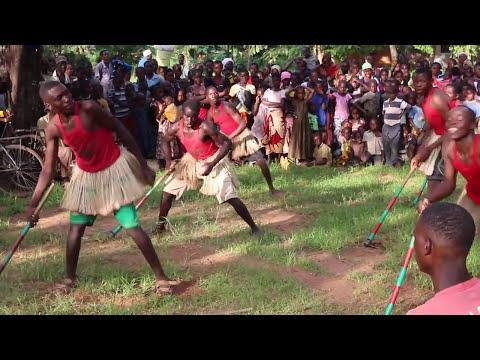 Tanzania Sukuma Dance Bukomyalume Isesa