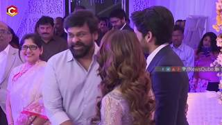 Video Mega Star Chiranjeevi TRUE Behavior | Naga Chaitantya and Samantha Reception | NewsQube MP3, 3GP, MP4, WEBM, AVI, FLV November 2017