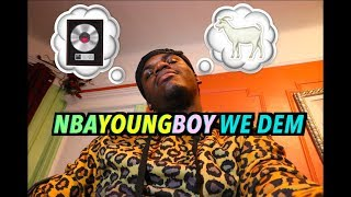 #NBAYOUNGBOY WE DEM (Official Reaction) #4RESPECT