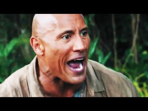 Jumanji 2 Welcome to the Jungle Official Trailer #2 2017 Movie Dwayne Johnson