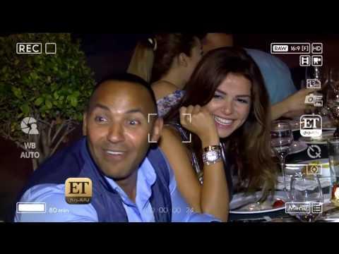 برنامج ET بالعربي في عيد ميلاد شيرين..ونادر الأتات يقول لها: ماما تسلم عليك