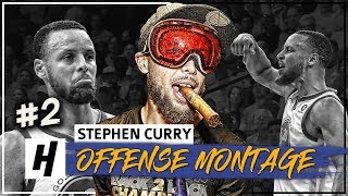 Video Stephen Curry MVP Montage, Full Offense Highlights 2017-2018 (Part 2) - CHEAT-CODE Mode! MP3, 3GP, MP4, WEBM, AVI, FLV Desember 2018