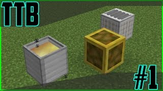 TTB#1 - Minecraft Custom Command Pack