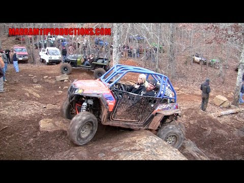 ROCK CRAWLING RZR XP 900