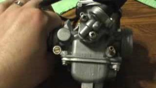 5. gy6 carb for 150cc scooter engine