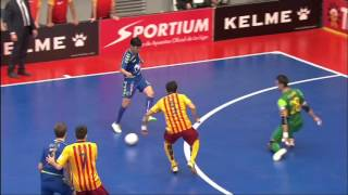 Video Resumen Movistar Inter Fs 3-1 FC Barcelona Lassa | Liga 2015-16 Jornada 7 MP3, 3GP, MP4, WEBM, AVI, FLV Oktober 2018