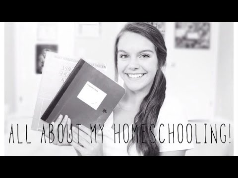 All About My Homeschooling!