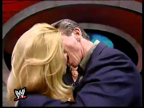 wwe trish gagged