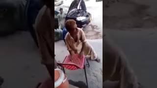 Pakistani Talent Funny Baluchi Song