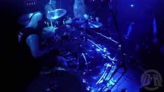 Zabrze Poland  city photos gallery : CALM HATCHERY@Flaming Prophecies-live in Zabrze-Poland 2014 (Drum Cam)