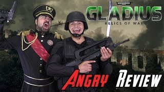 Video Warhammer 40K: Gladius Angry Review [Indie] MP3, 3GP, MP4, WEBM, AVI, FLV November 2018