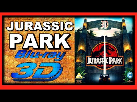 Jurassic Park (1993 Movie) 3D Blu-ray Review