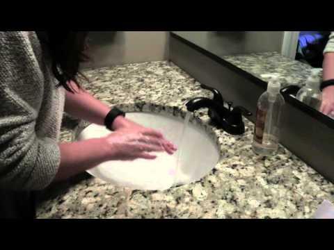 Task Analysis  Washing Hands