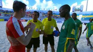 Video Match 18: Switzerland v Senegal - FIFA Beach Soccer World Cup 2017 MP3, 3GP, MP4, WEBM, AVI, FLV September 2018