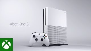 Trailer d'annuncio Xbox One S