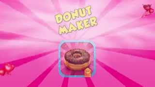 Donut Maker YouTube video