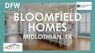 Midlothian (TX) United States  city pictures gallery : Bloomfield Homes at Parkside Estates in Midlothian, TX
