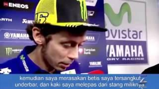Video Interview Rossi Insiden Jatuhnya Marquez di Sirkuit Sepang Malaysia MP3, 3GP, MP4, WEBM, AVI, FLV April 2018