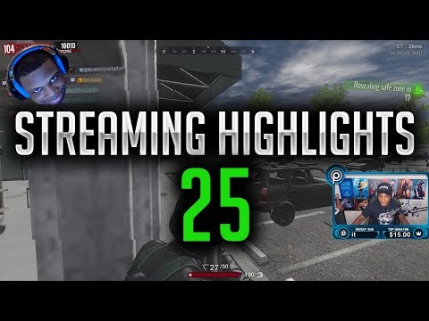 STREAMING HIGHLIGHTS 25