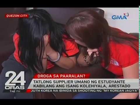24 Oras: 16-anyos na gr. 6 student, nahulihan umano ng marijuana sa kanyang bag