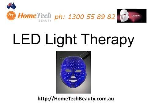 LED Therapy – Deesse Mask Skin Rejuvenation Treatment Device