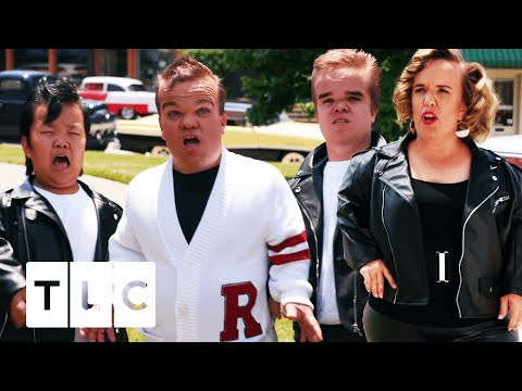The Johnstons Perform Their Own Version Of Grease   7 Little Johnstons