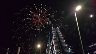 A look at the 4th of July Fireworks at Cedar Point for 2017