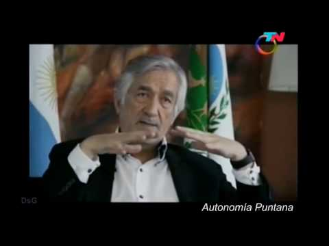 San Luis otro país: Alberto Rodríguez Saá pidió la autonomía