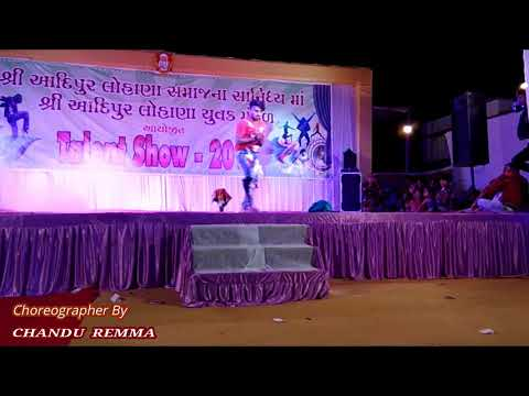 Video Yeh Hosla Kaise Jhuke Solo Dance Performance (ADIPUR LOHANA SAMAJ)Choreo CHANDU REMMA download in MP3, 3GP, MP4, WEBM, AVI, FLV January 2017