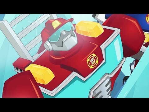 Transformers Official | ICE INSANITY | Full Episode | Transformers Rescue Bots