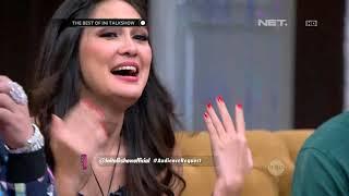 Download Video The Best of Ini Talkshow- Luna Maya Ngakak Ketika Andre Jadi David Bekam MP3 3GP MP4
