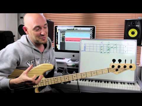 Bass - Subscribe for FREE to http://www.scottsbasslessons.com and you'll receive exclusive 'MEMBER ONLY' video lessons, and other cool goodies! DOWNLOAD THE FREE MP...