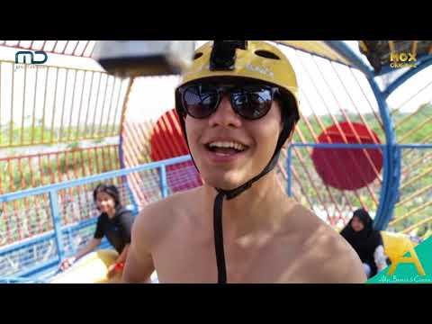 Summer With A at Water Kingdom Mekarsari