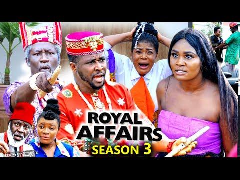 ROYAL AFFAIRS SEASON 3 - Chizzy Alichi & Onny Michael 2020 Latest Nigerian Nollywood Movie Full HD