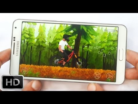 Bike Mayhem Mountain Racing Gameplay Android & iOS HD